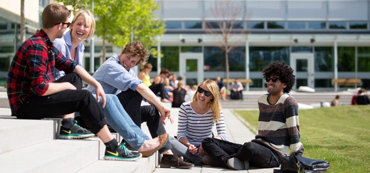 Accommodation For International Students In USA , Student Visa to US, Students in Uppsala University, Sweden
