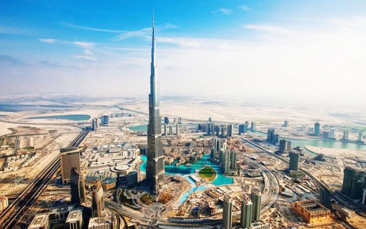 Dubai, Dubai Tourist Attractions Burj Khalifa Tower. Image source theclassytraveler.com
