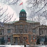 McGill University Arts Building, Canada