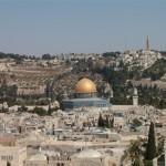 Jerusalem - the old city. Image source israelcharm.wordpress.com