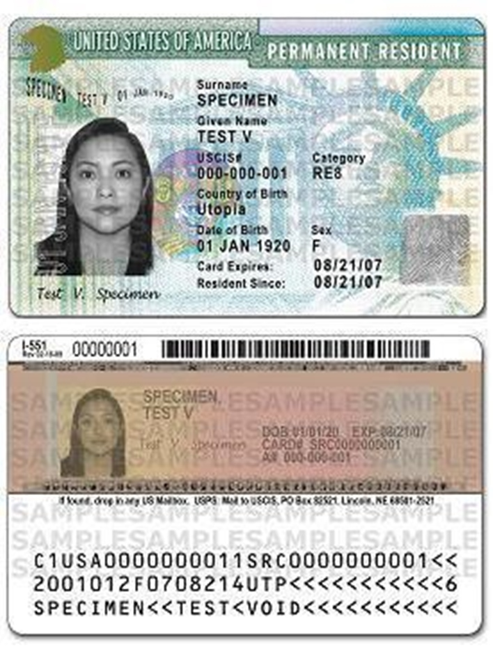 US Green Card Eligibility