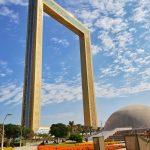 Dubai Frame , Places To Visit in Dubai